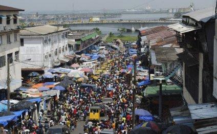 Ebola Brings West Africa