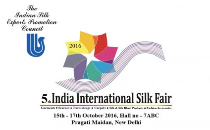 The Indian Silk Export