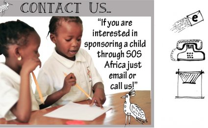 Contact the SOS Africa Charity