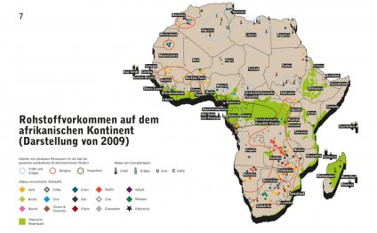 Economic Maps of Africa