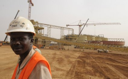 Industrial Revolution in Africa