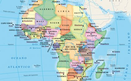 What are the African countries?