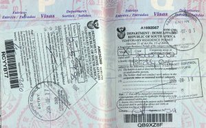 Business Visa For South Africa