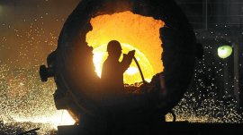 SA's mining industry is in serious trouble, says Economic Development Minister Ebrahim Patel. (Reuters)