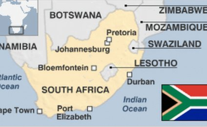 Economic Environment of South Africa