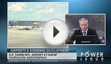 Airports as economic development drivers