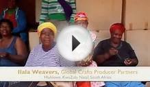Ilala Weavers Fair Trade Products from South Africa