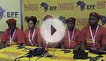 Malema's Economic Freedom Fighters challenge South
