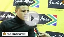 South African Youtube Singing Sensation Vicus Visser
